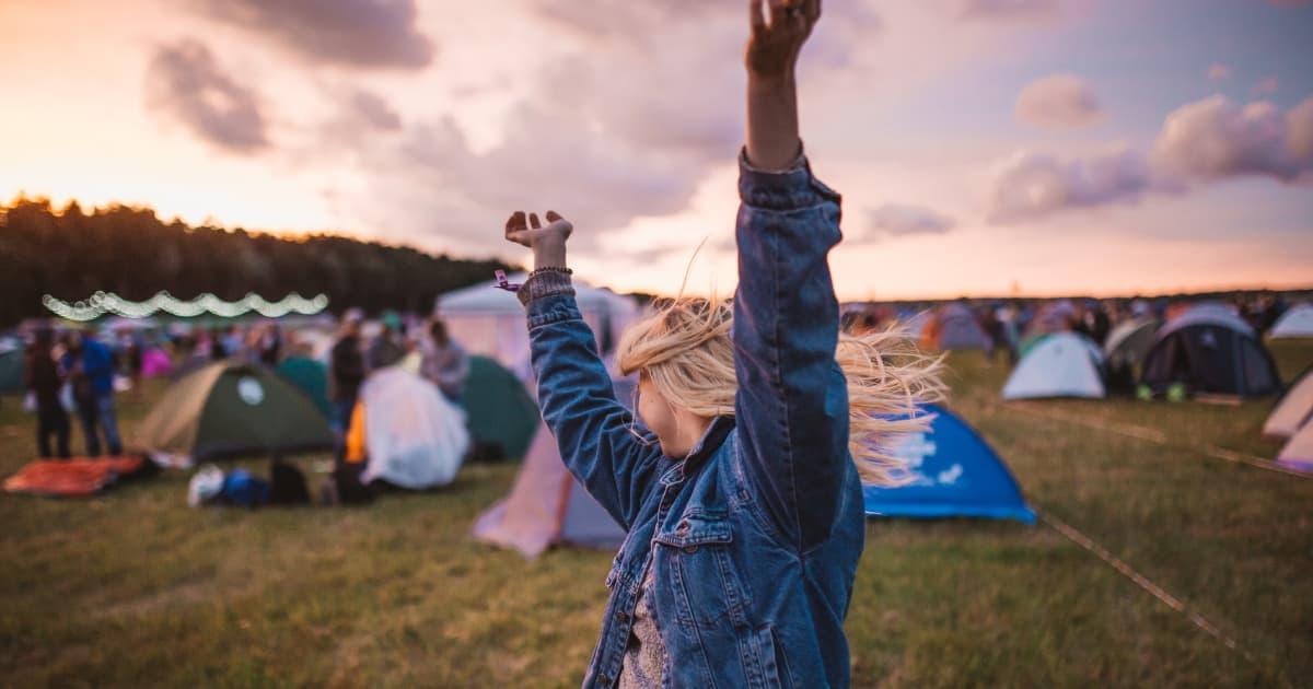 Festival hair care tips